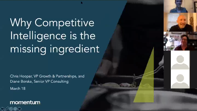 Why competitive intelligence is the missing ingredient in your ABM program