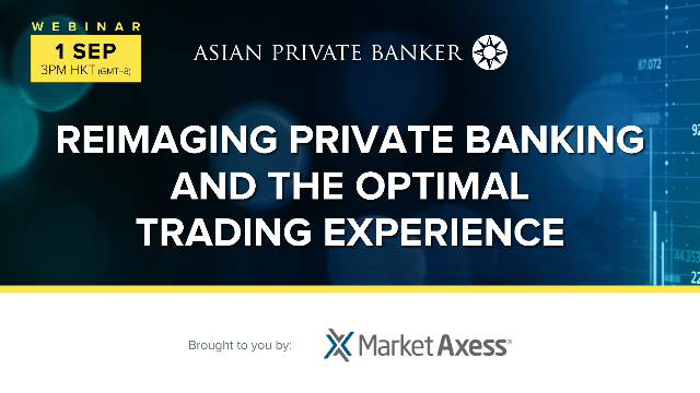 Reimaging private banking and the optimal trading experience