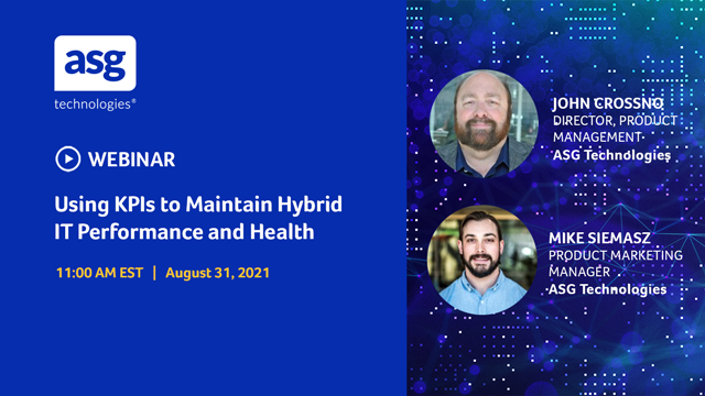 Using KPIs to Maintain Hybrid IT Performance and Health
