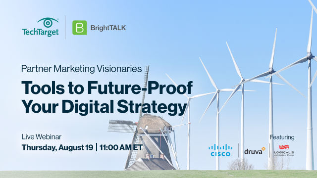Partner Marketing Visionaries: Tools to Future-Proof Your Digital Strategy