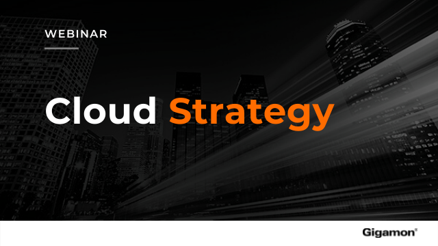 Cloud Strategy. Episode 1