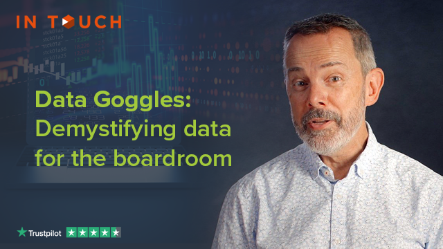 Data Goggles: Demystifying Data in the Boardroom
