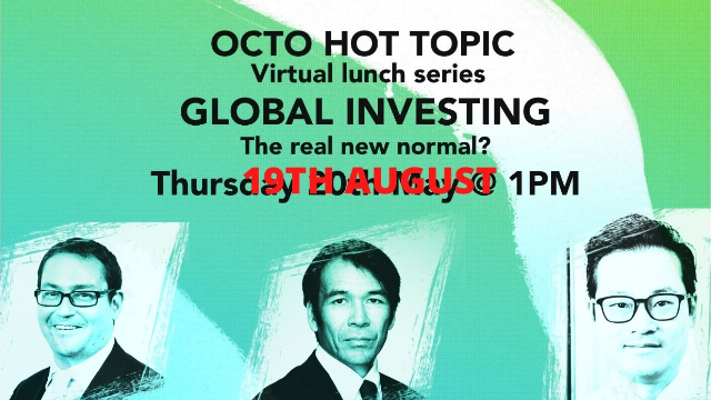 HOT TOPIC Global Investing - the real new normal?