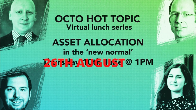 HOT TOPIC Asset allocation in the 'new normal'