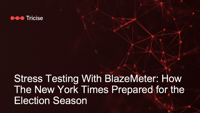 Stress Testing: How The New York Times Prepared for Election Season