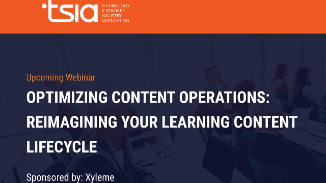 Optimizing Content Operations: Reimagining Your Learning Content Lifecycle