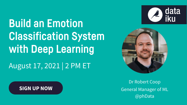 Build an Emotion Classification System with Deep Learning