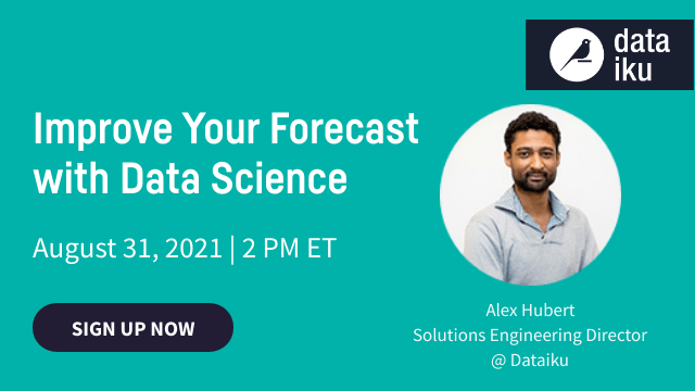 Improve Your Forecast with Data Science