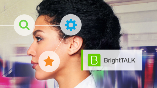 Getting Started with BrightTALK [August 27, 12:30 pm PT]