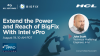 Extend the Power and Reach of BigFix with Intel® vPro Platform