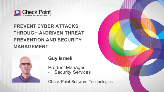 Prevent Cyber Attacks with AI-Driven Threat Prevention and Security Management