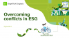 Overcoming conflicts in ESG