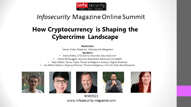 #IMOS21 How Cryptocurrency is Shaping the Cybercrime Landscape