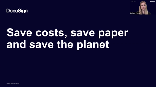 Save Paper, Save Money And Save The Planet