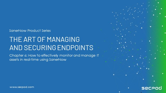 How to Effectively Monitor and Manage IT Assets in Real-Time