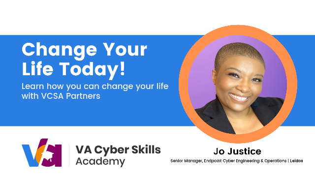 Change Your Life Today w/ VCSA Training - Partner Talk Part 2