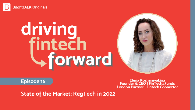 State of the Market: RegTech in 2022