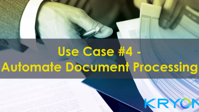Tapping into Unstructured Data with Intelligent Document Processing and OCR