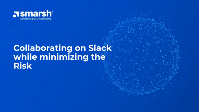 Collaborating on Slack with No Compliance Risk