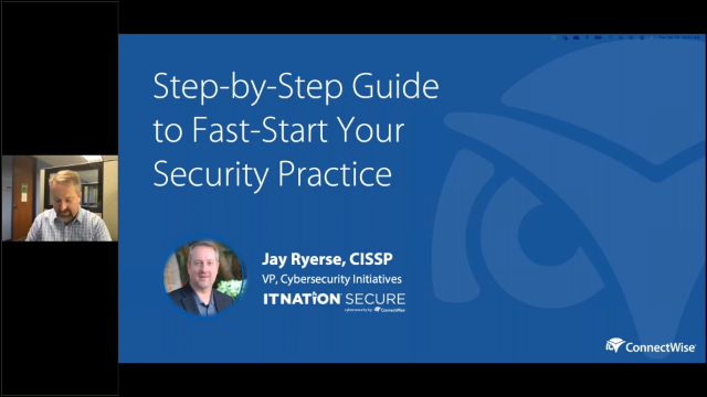 Fast Start Your Cybersecurity Practice