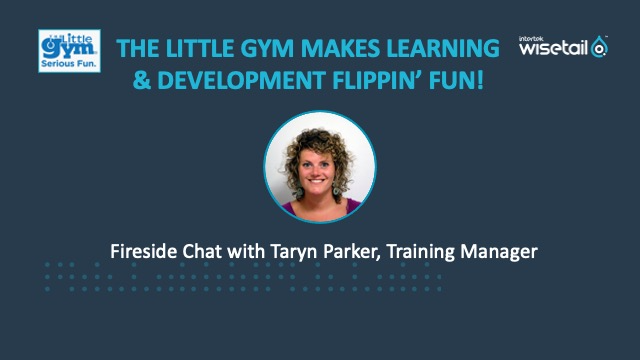The Little Gym Makes Learning & Development Flippin' Fun!