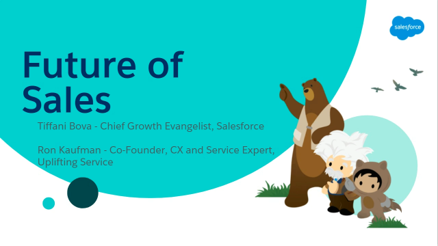 The Future of Sales: Go for Growth!