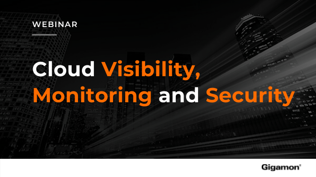 Cloud Visibility, Monitoring and Security. Episode 3
