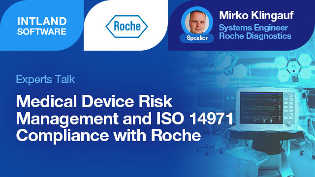 Medical Device Risk Management and ISO 14971 Compliance with Roche