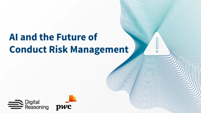 AI and the Future of Conduct Risk Management