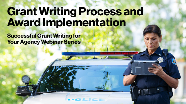 Grant Writing Process and Award Implementation