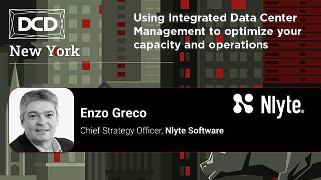 Using Integrated Data Center Management to optimize capacity and operations