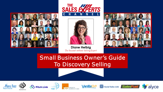 Small Business Owner's Guide To Discovery Selling