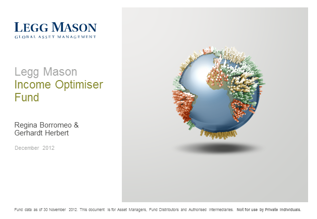 Legg Mason Income Optimiser Fund
