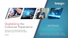 Digitalizing CX: Defining a Business Model & Technology mix for Mid-Tier Banks