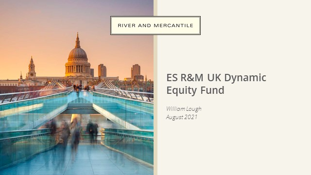 River and Mercantile update - UK Dynamic Equity