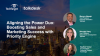 Aligning the Power Duo: Boosting Sales & Marketing Success with Priority Engine