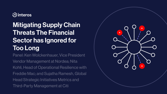 Mitigating Supply Chain Threats The Financial Sector has Ignored for Too Long