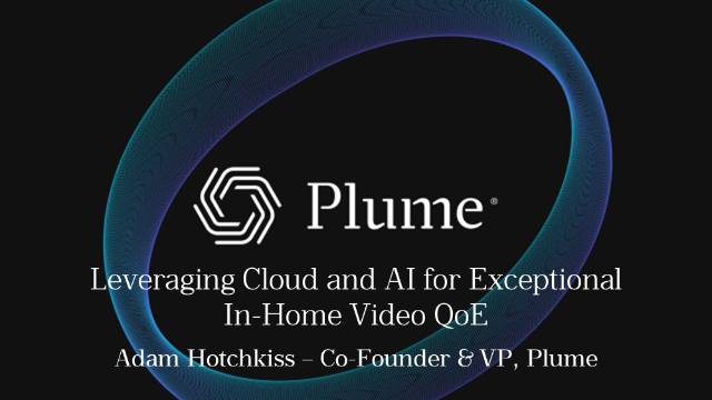 Leveraging Cloud and AI for Exceptional In-Home Video QoE