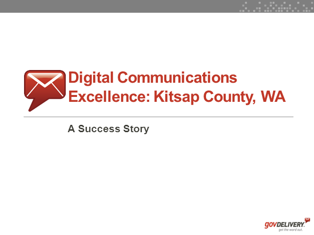 Increasing Constituent Reach with Digital Communications