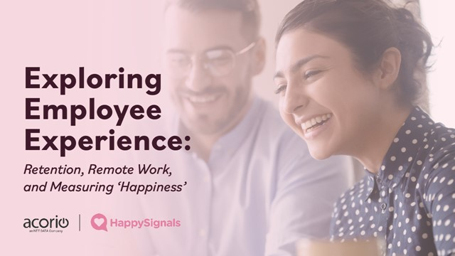 Exploring Employee Experience: Retention, Remote Work, and Measuring 'Happiness'