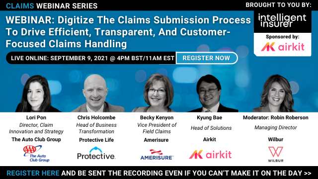 Digitize The Claims Submission Process
