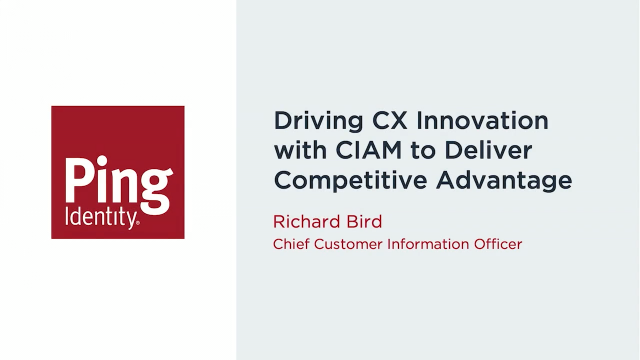 Driving CX Innovation to Deliver Competitive Advantage