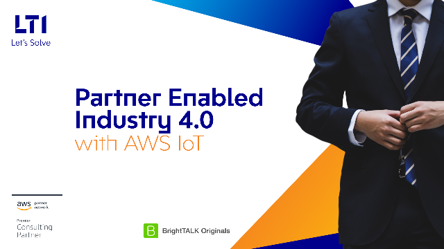 Partner Enabled Industry 4.0 with AWS IoT
