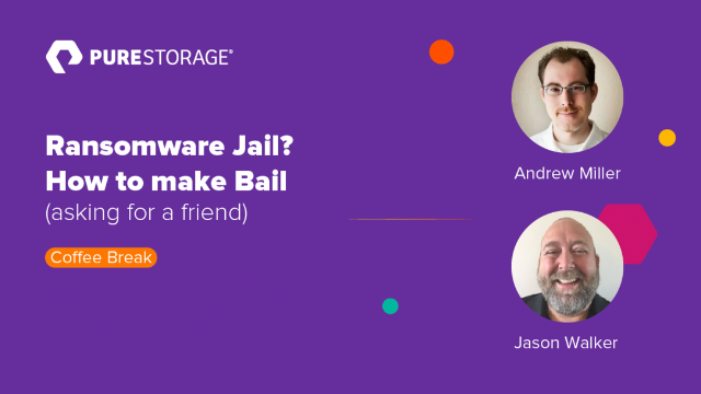 Ransomware Jail: General principles your business can use to break free