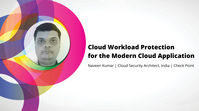 Cloud Workload Protection for the Modern Cloud Application