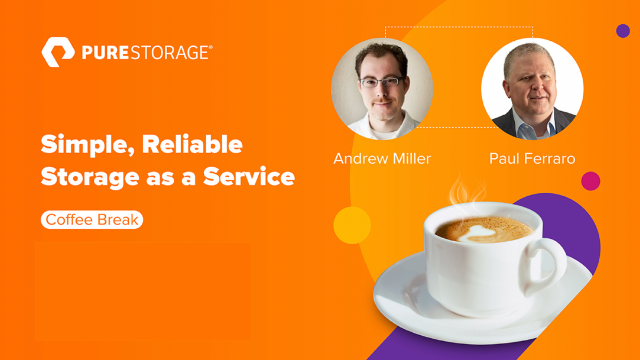 Simple, Reliable Storage as a Service