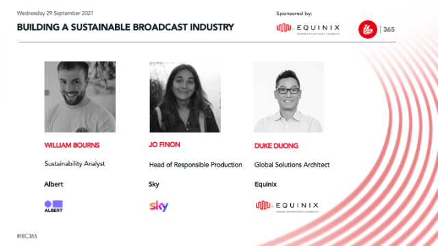 Building a sustainable broadcast industry