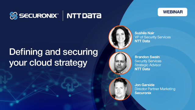 Defining and securing your cloud strategy