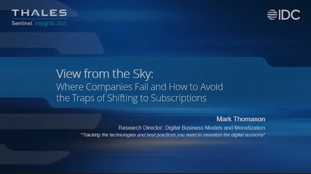 Where Companies Fail and How to Avoid the Traps of Shifting to Subscriptions