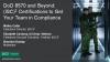 DoD 8570 and Beyond: (ISC)2 Certifications to Get Your Team in Compliance
